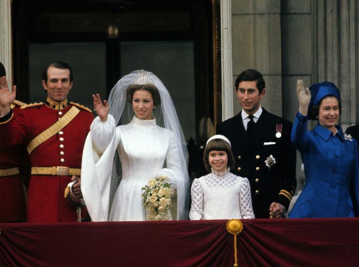 Фото №2 - На разной волне: почему распался первый брак принцессы Анны