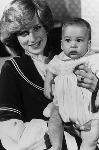 Фото №5 - Принц Уильям: история в фотографиях