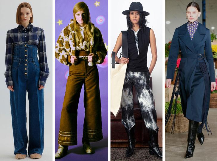 Фото №8 - Тренды осени и зимы 2021/22 с Недели моды в Нью-Йорке