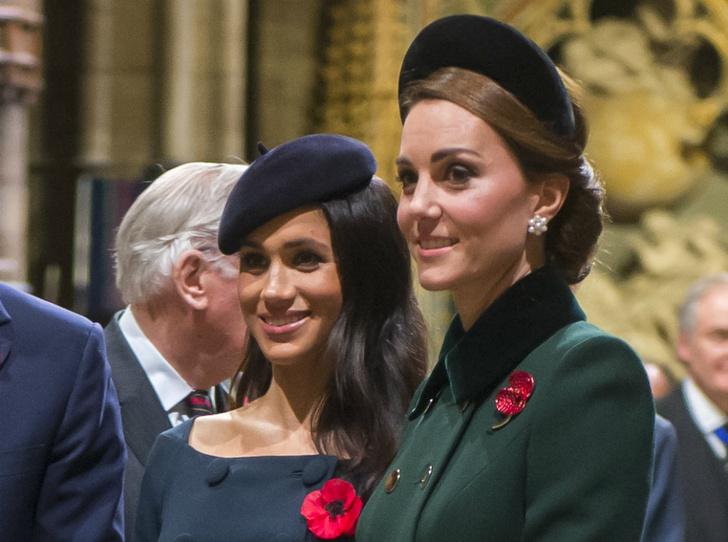 Фото №1 - Герцогини Кейт и Меган названы «гостьями мечты Met Gala»
