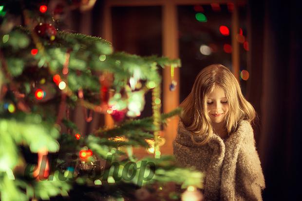 Фото №1 - Новогодняя красавица