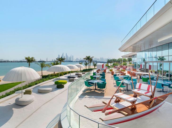 Фото №3 - От заката до рассвета: атмосферный курорт в самом сердце Дубая