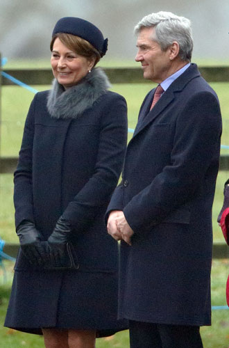 Фото №16 - Гардероб Кэрол Миддлтон: как одевается мама герцогини Кембриджской