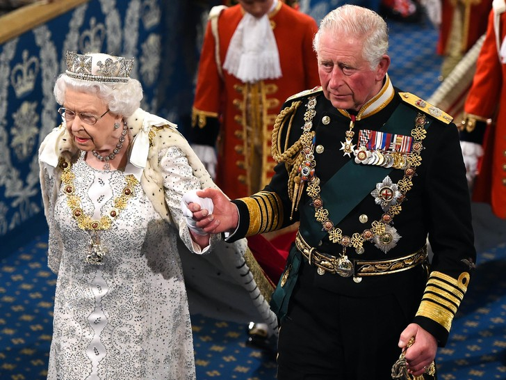 71-летний принц Чарльз— прямой наследник Елизаветы IIю
