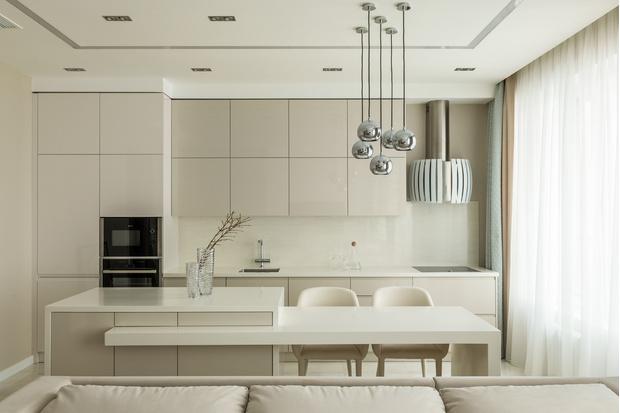 Фото №1 - Квартира 99 м², вдохновленная русским балетом и пирожным «Павлова»