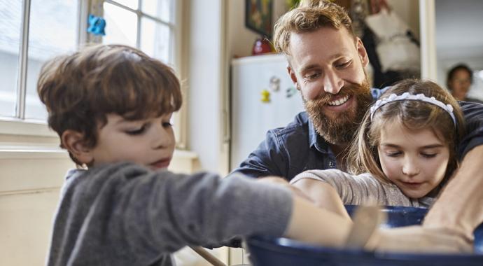 Как научить детей прощению