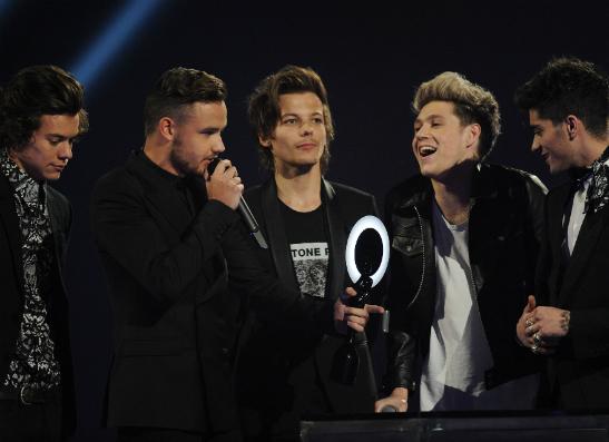 Фото №1 - One Direction: «Мы больше не дети»