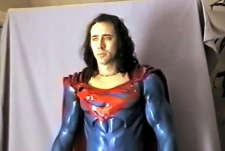 Фото №2 - Пять самых странных фактов и фильмов про Супермена