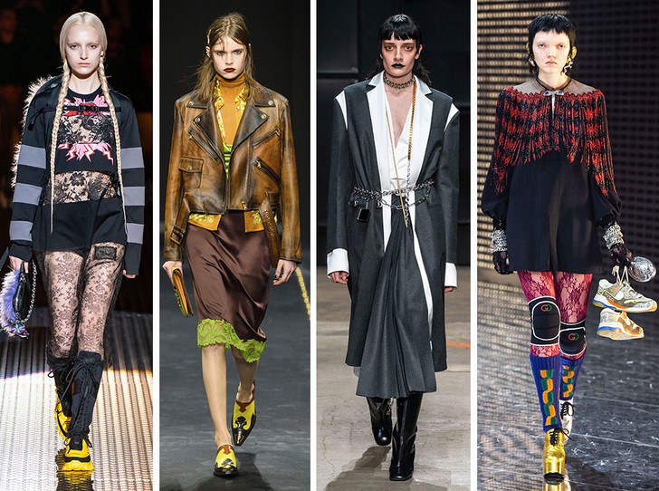 Фото №3 - 10 трендов осени и зимы 2019/20 с Недели моды в Милане