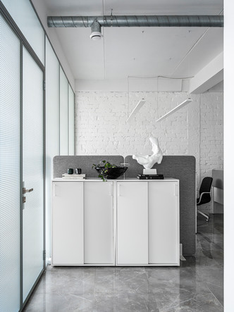 Фото №6 - Белое золото: офис в Перми