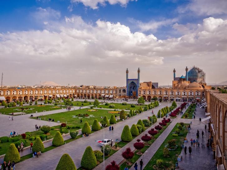 Фото №4 - Иран: мини-гид в 12 открытках