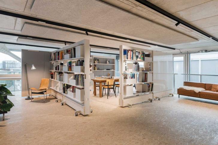 Фото №8 - Танцующий офис: студия дизайнера Стефана Хюрлеманна