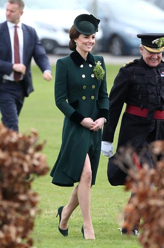 Фото №4 - Не дождетесь: герцогиня Кембриджская в отличном настроении