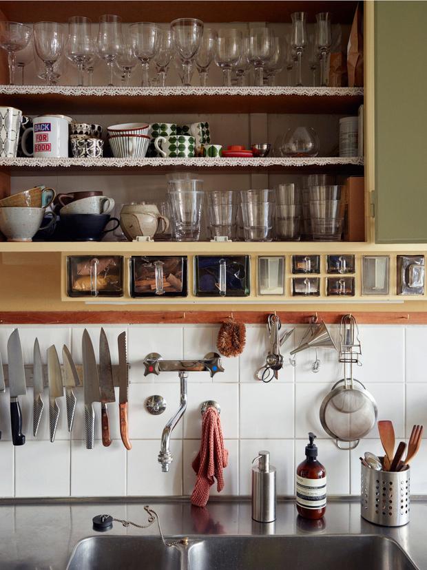 Фото №10 - Тренды 2020: кухня в винтажном стиле