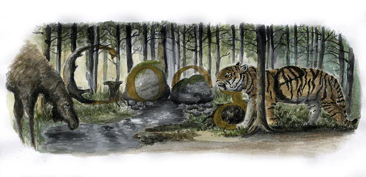 Фото №25 - «Дудл для Google — 2015»: 30 лучших рисунков
