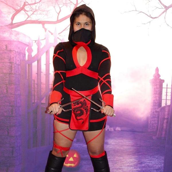 Фото №8 - 20 костюмов на Хэллоуин, которые можно носить с маской