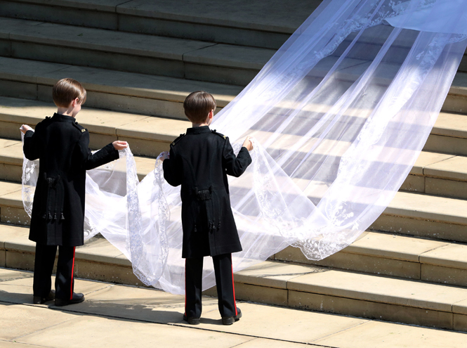 Фото №32 - Две невесты: Меган Маркл vs Кейт Миддлтон