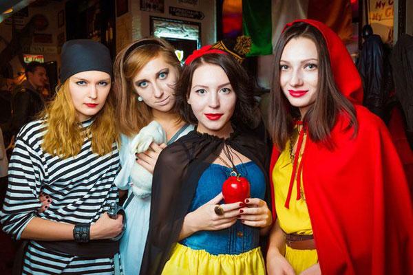 Фото №8 - Хэллоуин в Кемерово: 13 идей костюмов для вечеринки