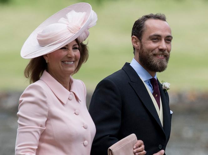 Фото №2 - Джеймс Миддлтон: 10 любопытных фактов о младшем брате герцогини Кейт