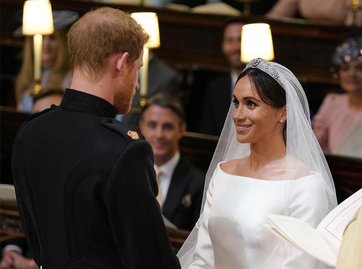 Фото №1 - Какой момент королевской свадьбы Меган будет помнить всю жизнь