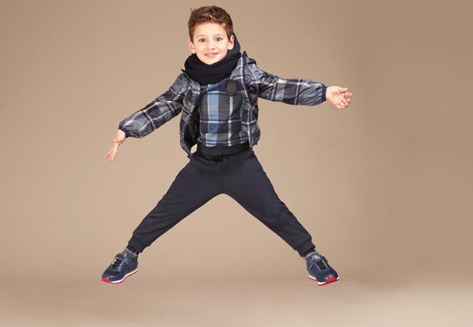 Фото №20 - Модные школьники: детская коллекция Dolce&Gabbana осень-зима 16/17