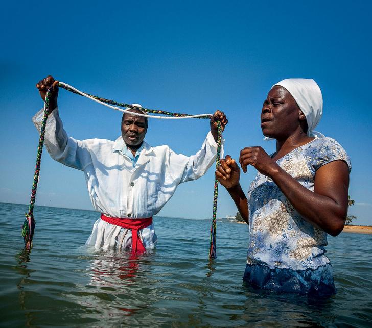 Фото №4 - Как изгоняют бесов в Мозамбике