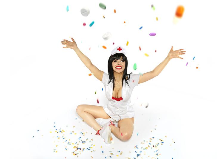 Фото №5 - «100 самых сексуальных женщин страны» в декабрьском номере журнала MAXIM