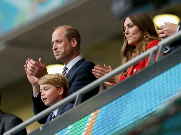 Фото №2 - Совсем не «Ваше Высочество»: как к принцу Джорджу обращаются в школе