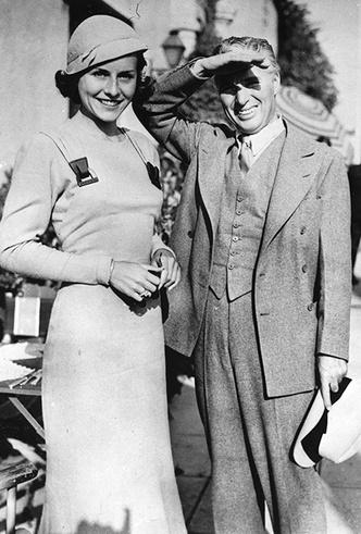 Фото №24 - Шесть женщин и одна единственная любовь Чарли Чаплина
