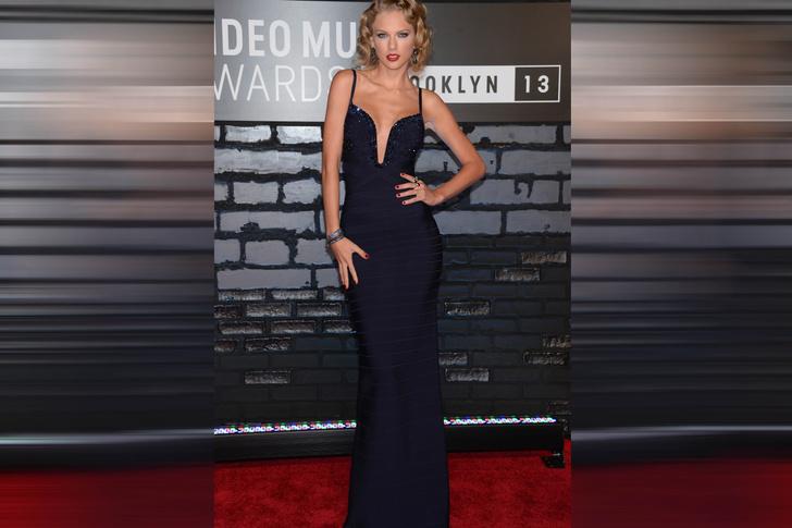 Тейлор Свифт на церемонии VMA, 2013 год