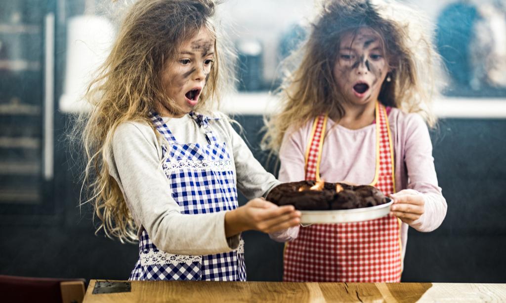 Горячая тема: чего нельзя делать, если ребенок обжегся
