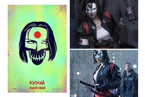 Фото №9 - Вышли характер-постеры к фильму «Отряд самоубийц»