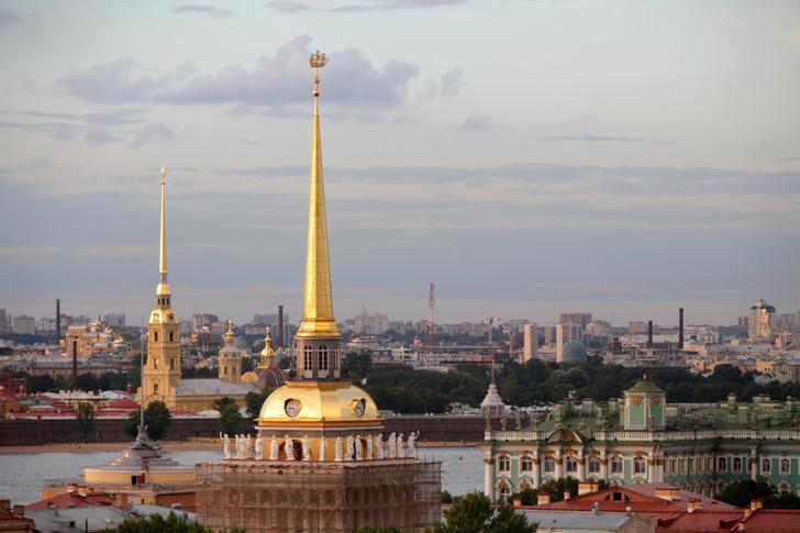 Фото №1 - Климатологи считают, что Санкт-Петербург и Архангельск могут уйти под воду