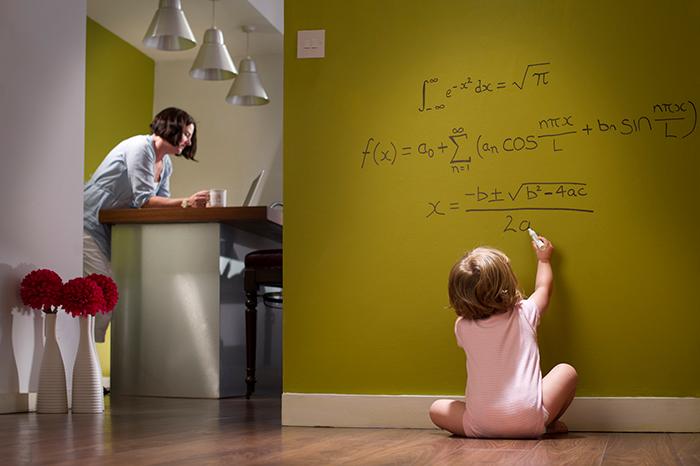 Фото №1 - Как устроен мозг ребенка?