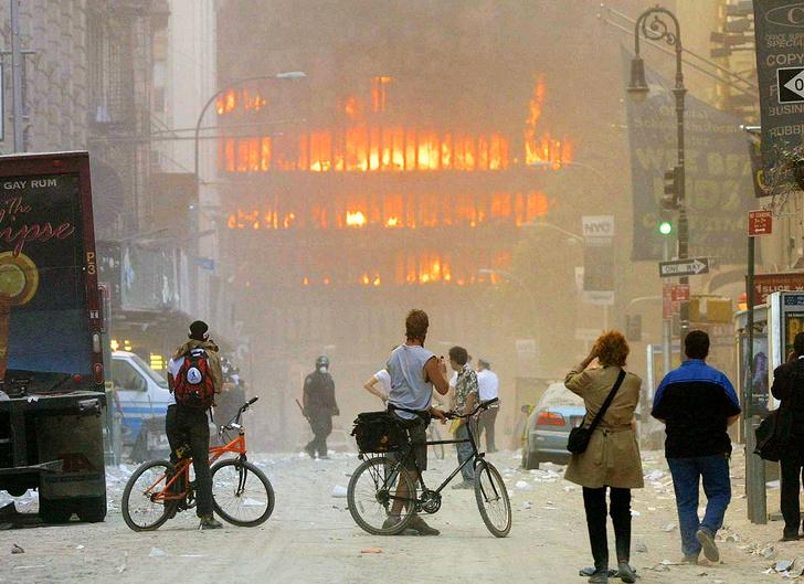 Фото №13 - Последние слова людей, погибших в теракте 11 сентября