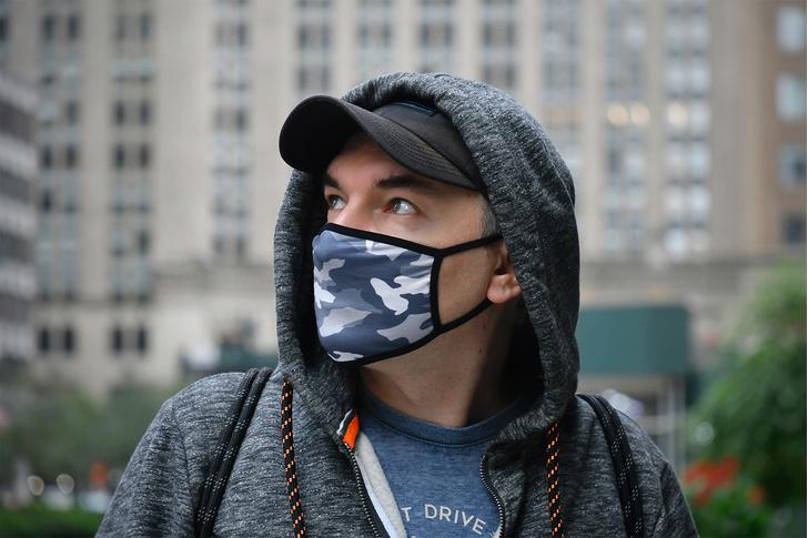 Фото №3 - Что такое «маскне» и как правильно носить маску, чтобы уберечь лицо от этой напасти