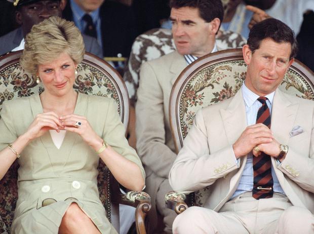 Фото №7 - Как важно быть серьезным: принцесса Диана и ее аллергия на чувство юмора принца Чарльза