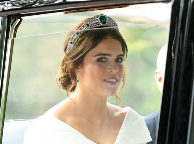Фото №18 - Интересные факты о свадьбе принцессы Евгении и Джека Бруксбэнка