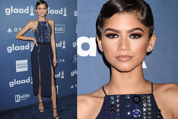 Фото №7 - Лучшие выходы звезд на GLAAD Media Awards 2016
