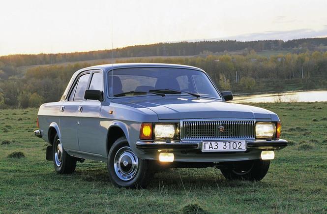 Фото №5 - Пять советских автомобилей, которые могли выглядеть иначе