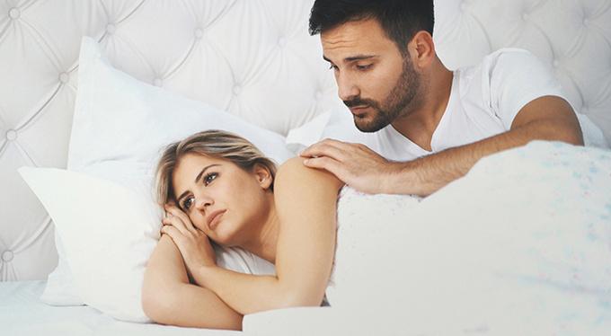 Как мужчины реагируют на отказ в близости?