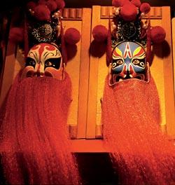 Фото №3 - Маски Пекинской оперы