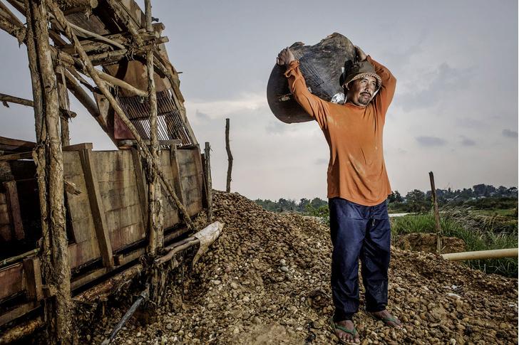 Фото №1 - Остров сокровищ: как на Борнео меняют алмазы на еду