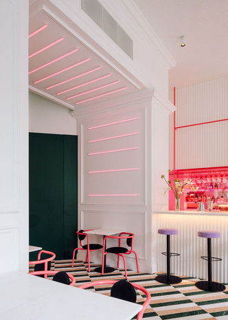 Фото №4 - Неоновые огни: ресторан Lulu в Лиссабоне