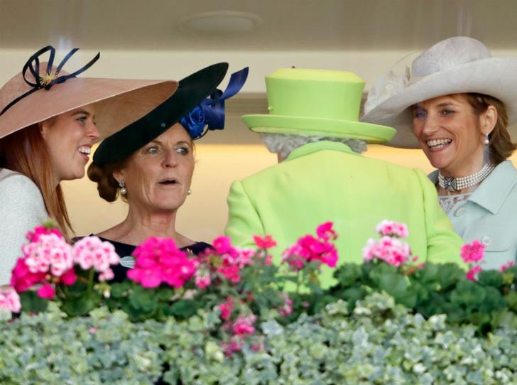 Фото №3 - Герцогиня Йоркская возвращается в королевскую семью