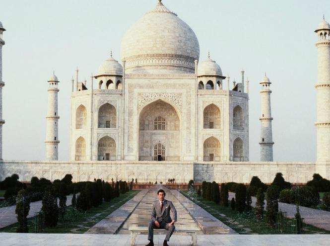 Фото №9 - Индия: история королевских визитов