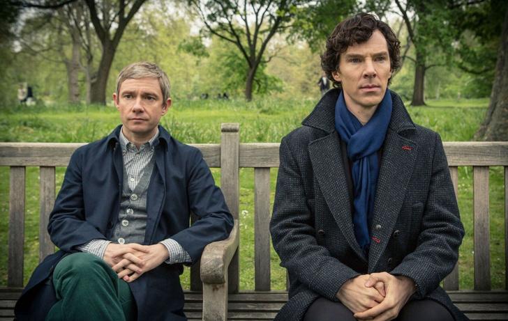 Шерлок (2010 – …)