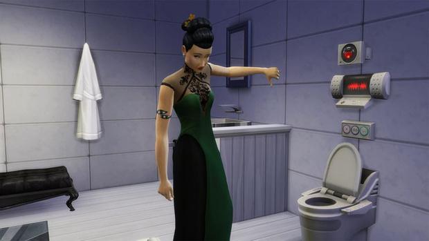 Фото №8 - Play Time: 13 фишек The Sims 4, о которых ты и не догадывалась