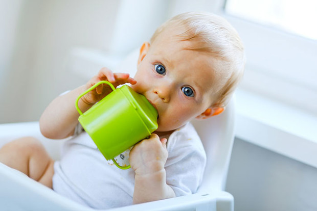 Фото №2 - Дайте крошке чашку!