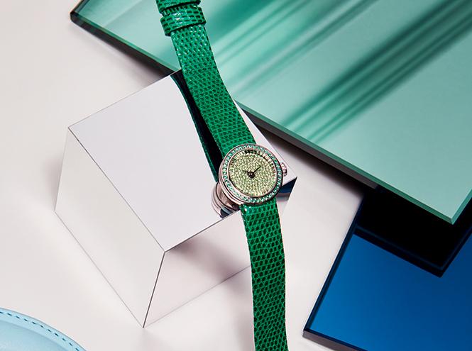Фото №1 - Вещь недели: часы La D de Dior